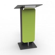 Pupitre conference lutrin Meuble de réunion design couleur Vert Anis