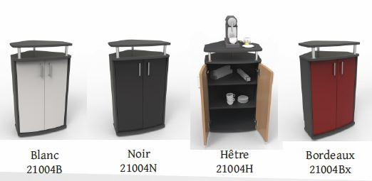meuble d 39 angle pour machine caf entreprise vente directe pme. Black Bedroom Furniture Sets. Home Design Ideas