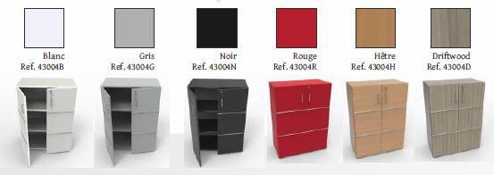 meuble de rangement avec serrure et etag res de qualit. Black Bedroom Furniture Sets. Home Design Ideas