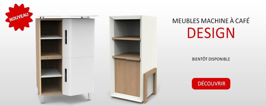 Pupitres de conf rence meubles caf design mobilier d 39 accueil et bureau - Machine a cafe design ...