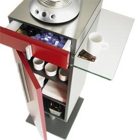 meuble de machine caf pour tout type de machine. Black Bedroom Furniture Sets. Home Design Ideas