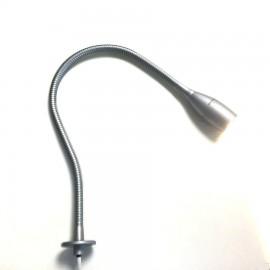 lampe liseuse Led col de cygne pour pupitre de conférence avec bloc alimentation