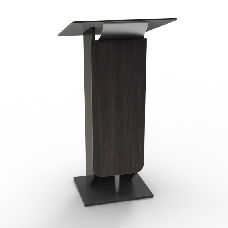pupitre de conference pour discours meuble pupitre conference wenge. Black Bedroom Furniture Sets. Home Design Ideas