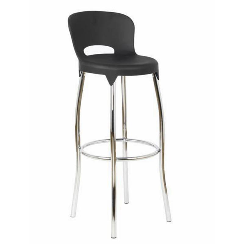 tabouret haut pour mange debout dans espace cuisine ou caf dans un bureau. Black Bedroom Furniture Sets. Home Design Ideas