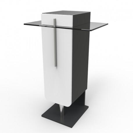 Meuble machine a cafe type cafetiere, expresso pour hotels, restaurants, entreprises