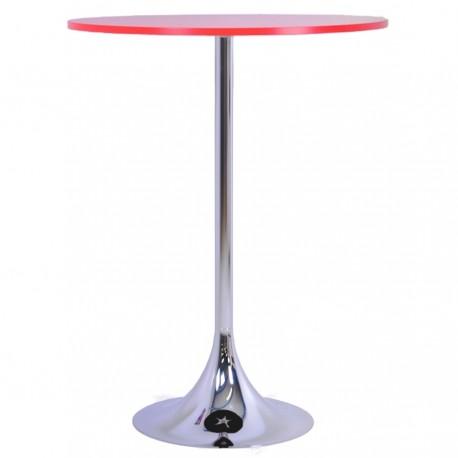 Mange debout Diamètre 80 cm pour espace café et événement d'entreprise
