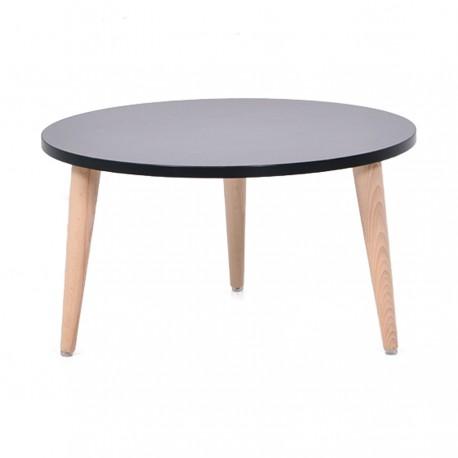 Table Basse Bois Scandinave Bureau Table D Appoint Fabrique En France