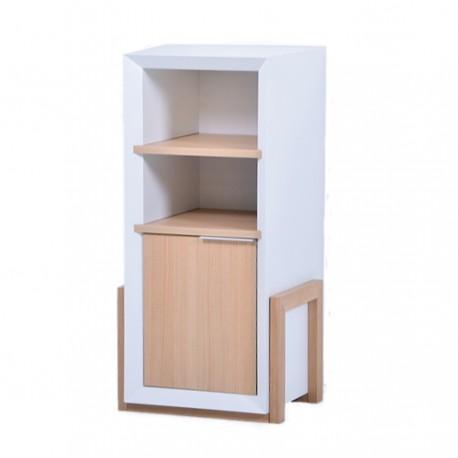 Meuble machine à café design, Desserte de cuisine et de bureau