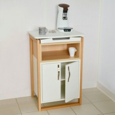 Desserte de cuisine professionnelle Design, Meuble Cafetiere de bureaux