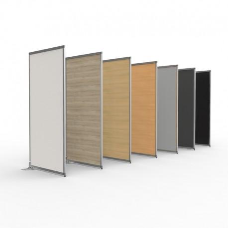cloison de bureau amovible bois pour entreprise. Black Bedroom Furniture Sets. Home Design Ideas