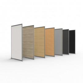 Cloison bureau disponible en plusieurs coloris pour convenir à tous les intérieurs de bureau en entreprise / collectivité / asso