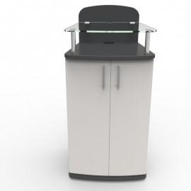 etagere mod le 6 cases livr e mont e. Black Bedroom Furniture Sets. Home Design Ideas