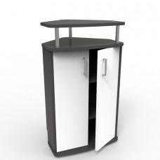 Meuble d'angle pour machine à café pour votre cuisine ou espace café