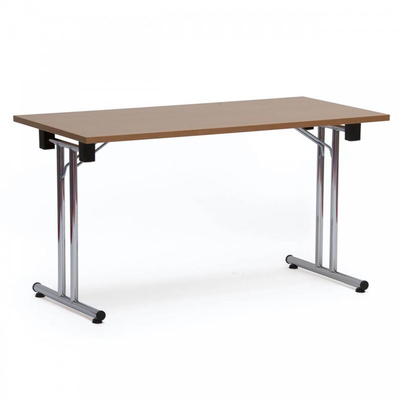 Table d appoint pliante et empilable pour bureaux et accueil