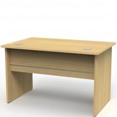 Bureau moderne en bois coloris au choix pour professionnels entreprise