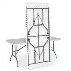 Table pliante economique pour salle de réunion ou bureau d'entreprise