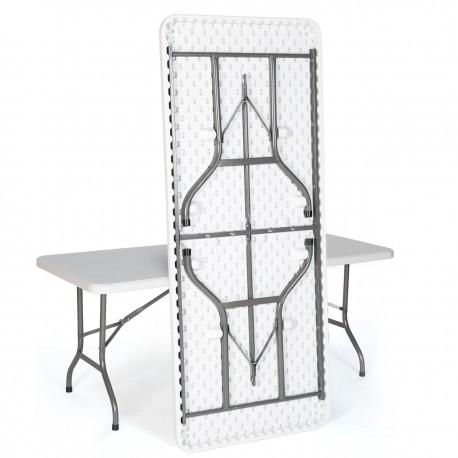 Table pliante economique pour salles de réunion et bureaux