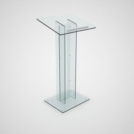 Pupitre Plexiglas en plexiglas pour Conférences & Discours
