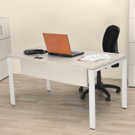 Mobilier de bureau professionnel en bois hêtre 178 cm – Vente Directe PME