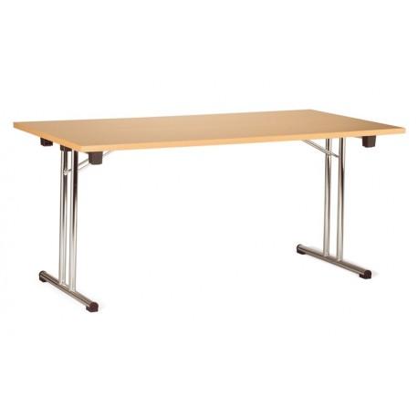Table d appoint pliante et empilable pour bureaux et espaces d'accueil