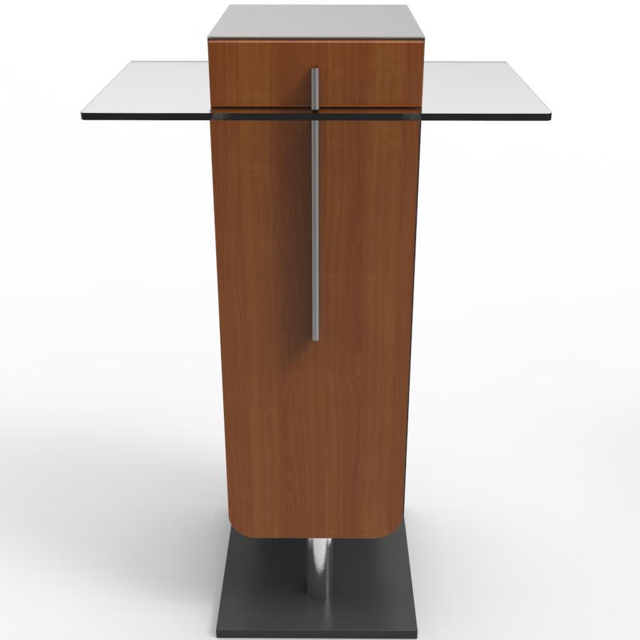 Mobilier d'espace café pour poser une machine à café ou à thé