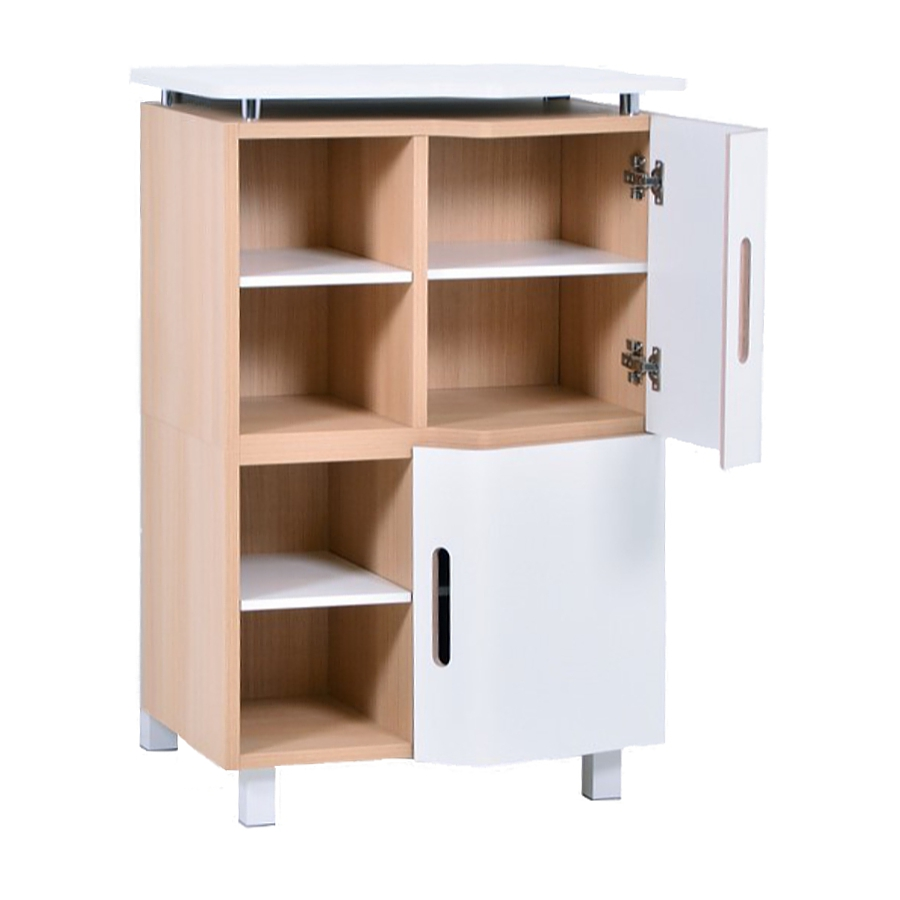 Meuble suspendu de bureau machine a caf design scandinave for Meuble bureau scandinave