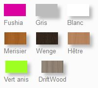 coloris au choix pupitre de conférence