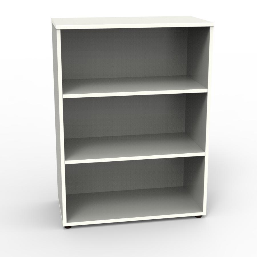 Armoire rangement avec serrure blanc pour archive et classement en entreprise ou collectivité souhaitant apporter de l'espace de rangement supplémentaire